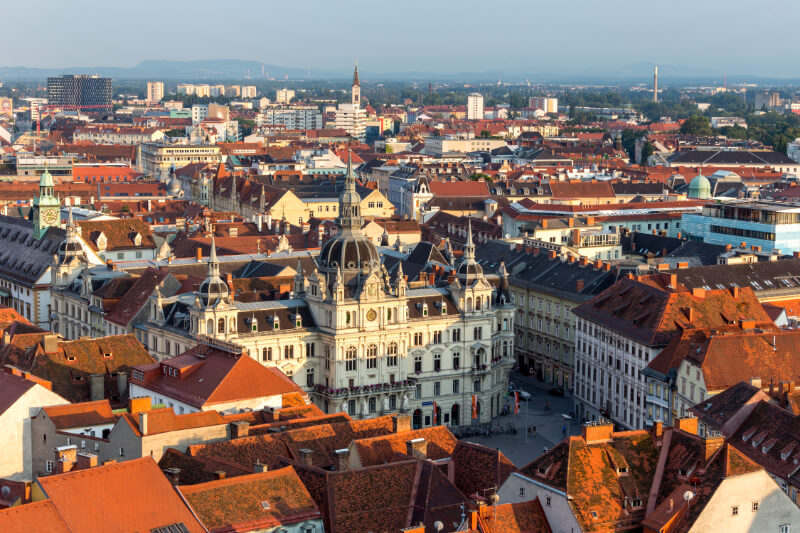SEO Graz Altstadt