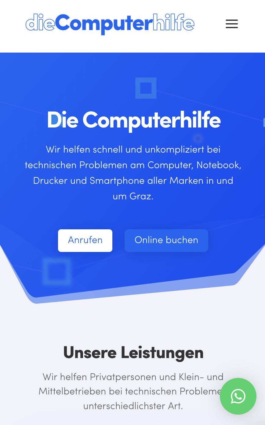 Projekt Computerhilfe